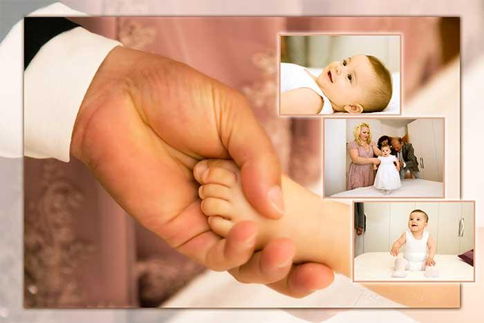 Battesimo | Foto FB6 Pordenone